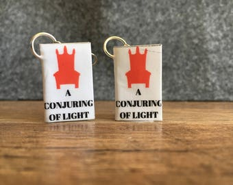 A Conjuring of Light Earrings