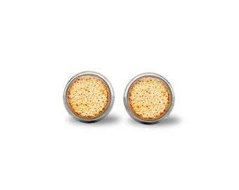 Cheese Pizza Earrings