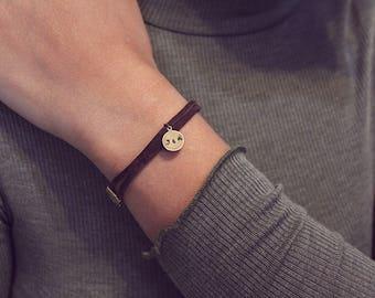 Hand Stamped Bracelet// Personalized Bracelet// Custom Bracelet
