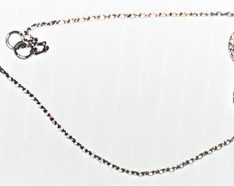 Infinity Pave Bracelet, 6.5-7inClearance