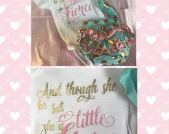 Custom Baby Girl Set