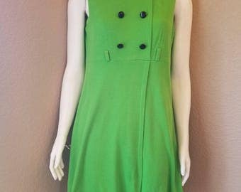 Vintage 1960's Sheath Dress