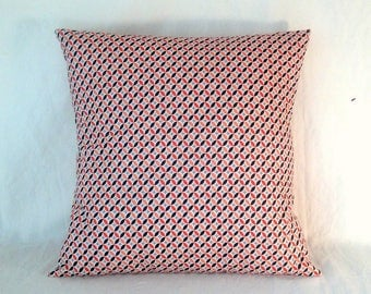 40 * 40, geometric pillow cover
