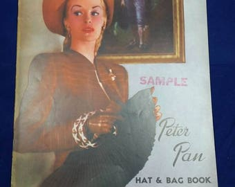 Peter Pan Hat & Bag Book Volume 6