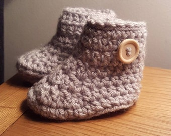 Baby booties- made to order