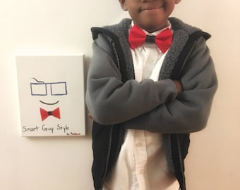 Signature bow tie