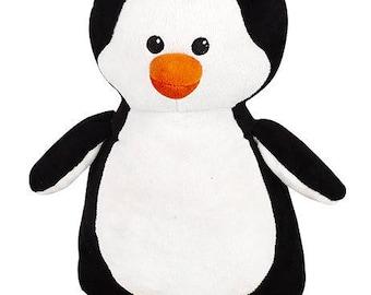 Personalized Penguin plush