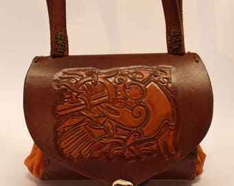"Purse ""Anke"" - handmade pattern"