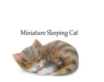 Miniature Cat, Dollhouse Cat