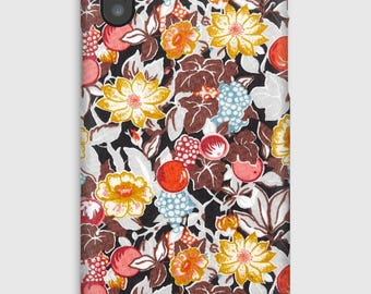 Case for iPhone X 8, 8 +, 7, 7 +, 6s, 6, 6s +, 6, 5 c, 5, 5s 5SE, 4s, 4 Liberty Burgundy plum