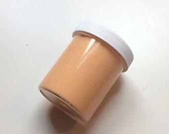 Mango peach sorbet slime
