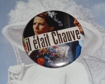 Vexed bride!  card 5 cm (collage)
