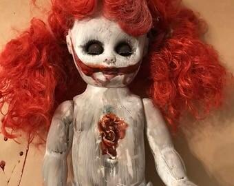"Creepy Doll ""Rose"""