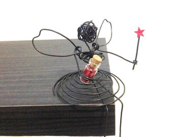 Fairy wand red wire