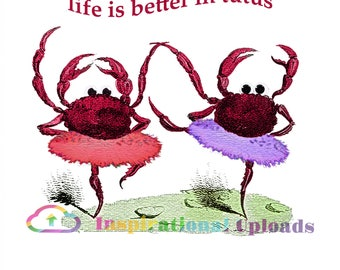 Life is better in tutus