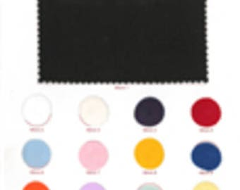 Polyester Microfleece Fabric by the Yard