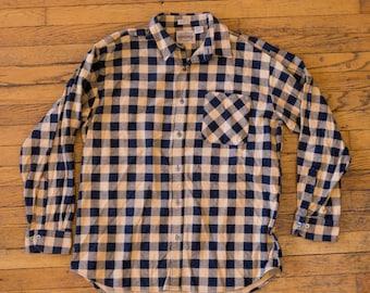 Vintage Saugatuk Flannel