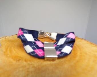 Ribbon Bracelet double passage