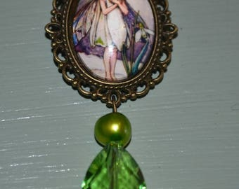 Fairy brooch no.3