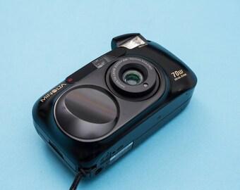 Minolta Riva Zoom 70W  Compact Camera