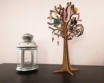 Tree brings joys in wood