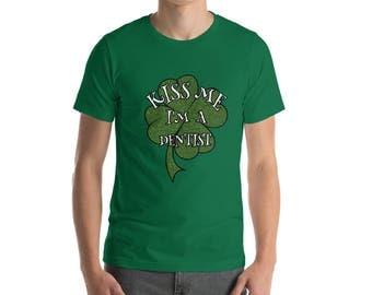 dentist gift, dentist shirt, st paddys day, St Patricks Day tee, st patricks day t shirt, st patricks day funny