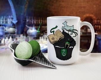 Potions Master Cupcake Mug