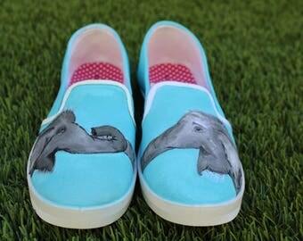 """Elephant shoes - """"Unity"""" design"""