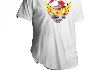 Spain World Cup 2018 Tshirt