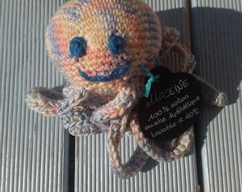 Octopus plush ~ Maxine