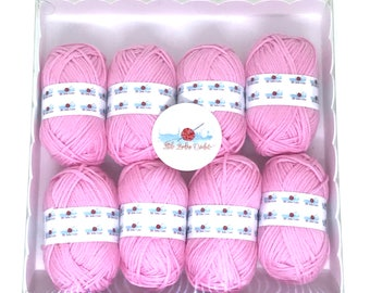 Pink Yarn Pack