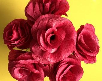 Dozen EverLAsting Rose Pens