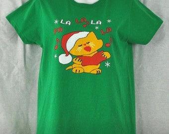 Fa la la la Song for Christmas