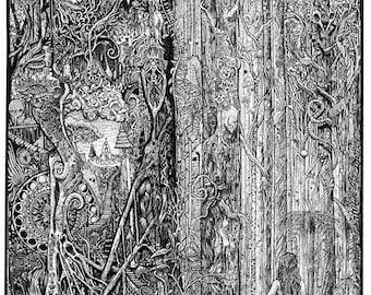 Aranyani: Goddess of the Forest