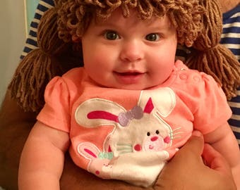 Baby Cabbage Patch Kid Hat