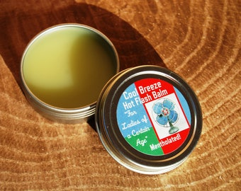 Cool Breeze Hot Flash Balm