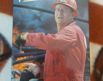 Hellfighters VHS 1991 John Wayne