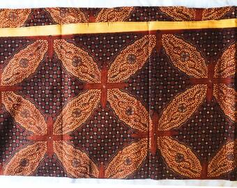 fabric-sarung Indonesian Batik, 220 x 117 cm