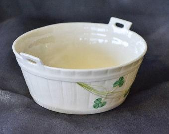 Belleek Wash Tub - 6th Mark 1965-1980