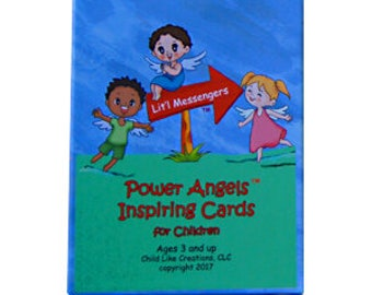 The Power Angles Inspiring Cards for Children
