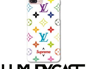 Louis Vuitton, iPhone 6S Case, iPhone 8 Plus Case, iPhone 7 Plus case, Supreme, iPhone 7 case, Supreme, LV, iPhone 8 Case, 258