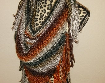 Women's Knitted Scarf