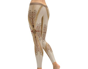 Vintage Leggings- Women