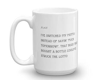 Nas line mug