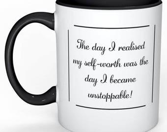 Mug - Unstoppable