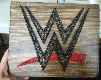 WWE String Art, WWE Wall Art