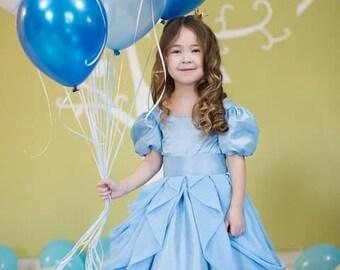 A Cinderella dress