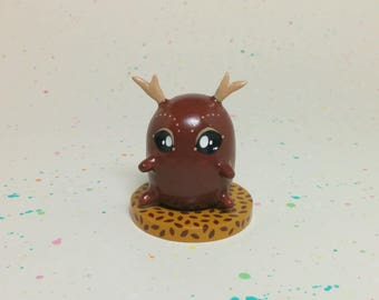 Mini Critter #4 - Forest Deer Figurine
