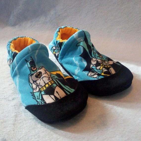 Batman: Soft Sole Baby Shoes 18-24M
