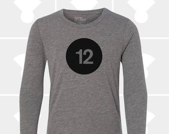 12th Birthday - Long Sleeve Shirt